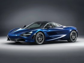 Ver foto 1 de McLaren 720S Atlantic Blue by MSO 2018
