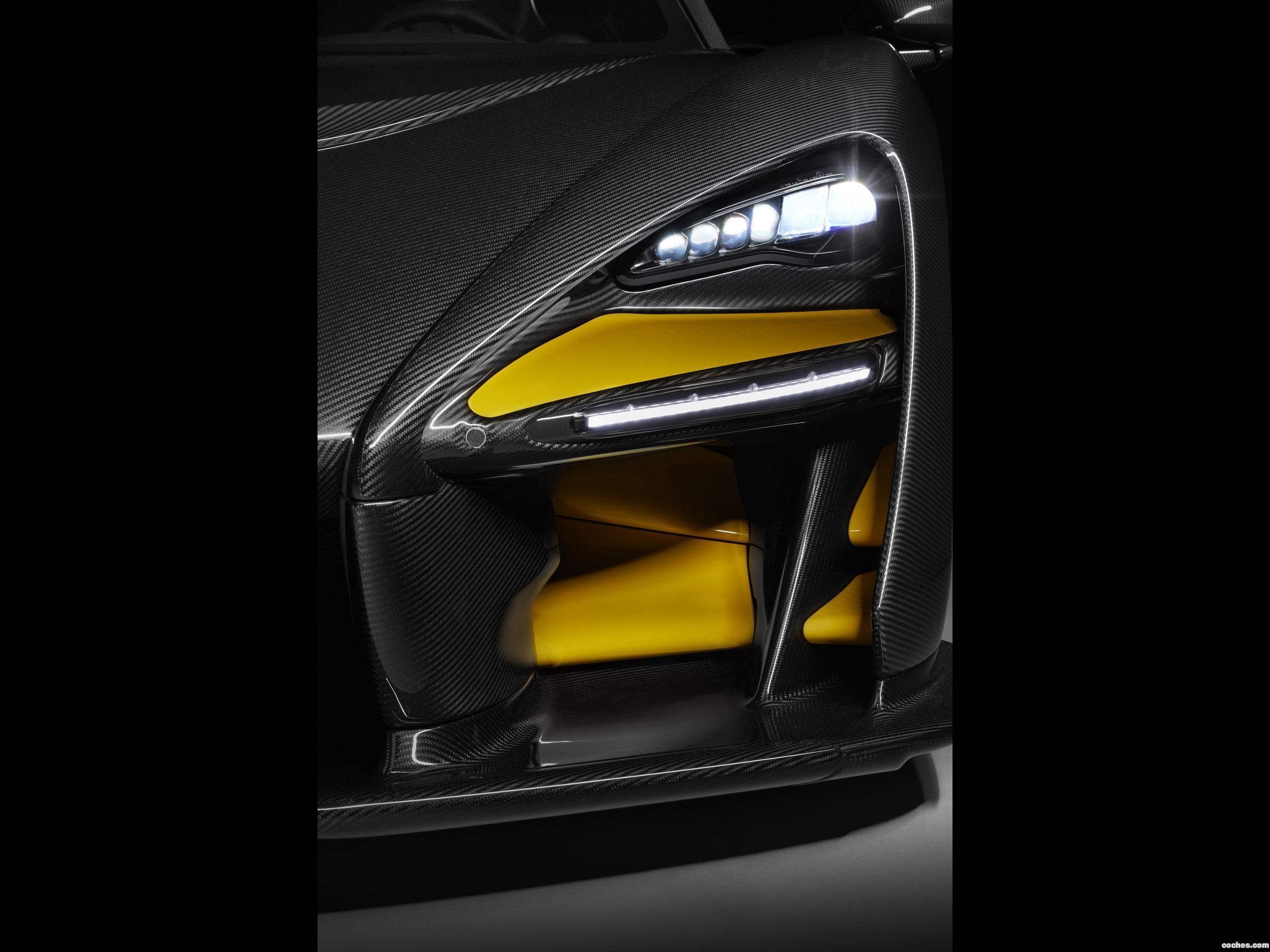 Foto 4 de McLaren Senna Carbon Theme by MSO 2018