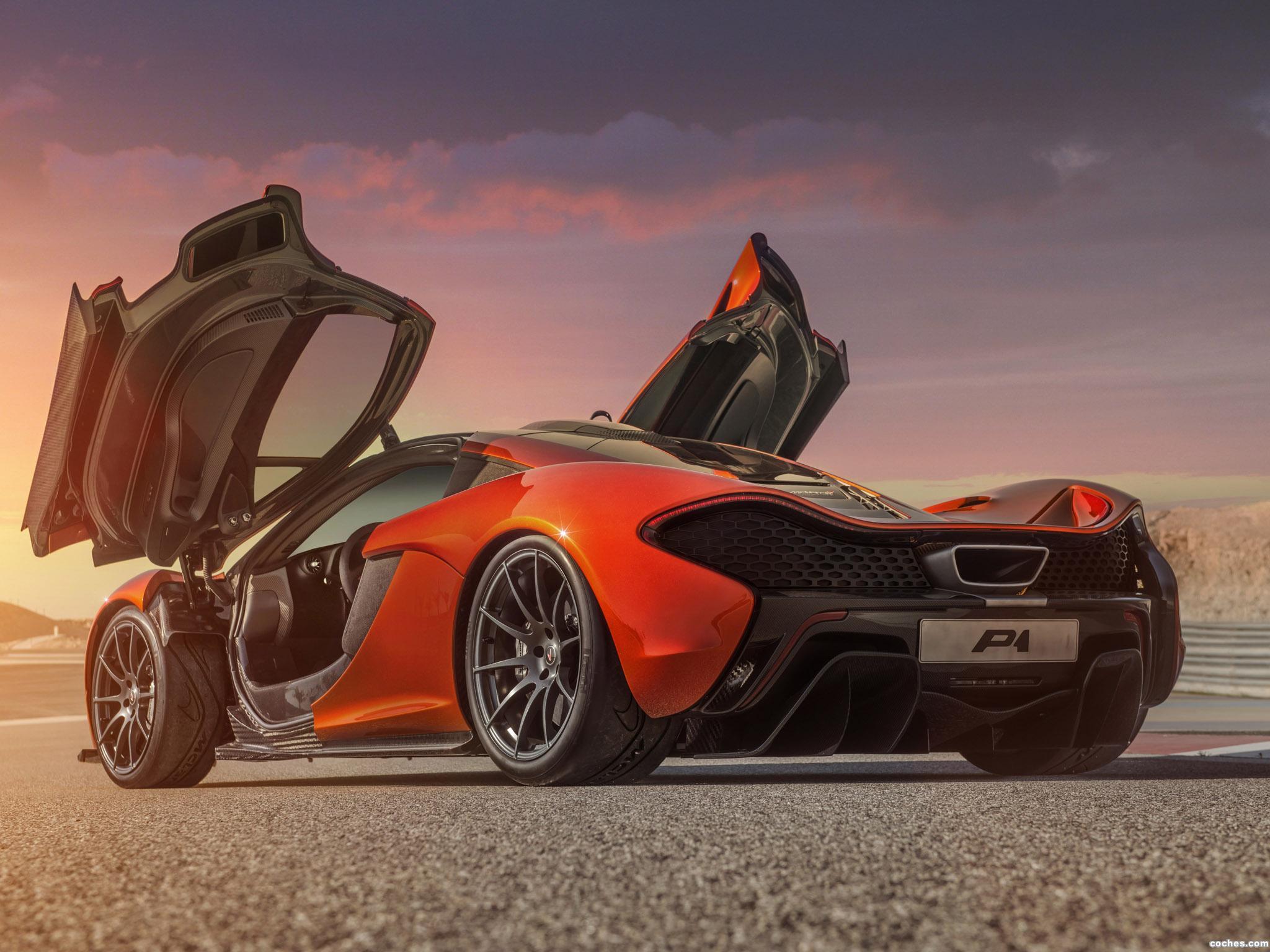 Foto 21 de McLaren P1 2013