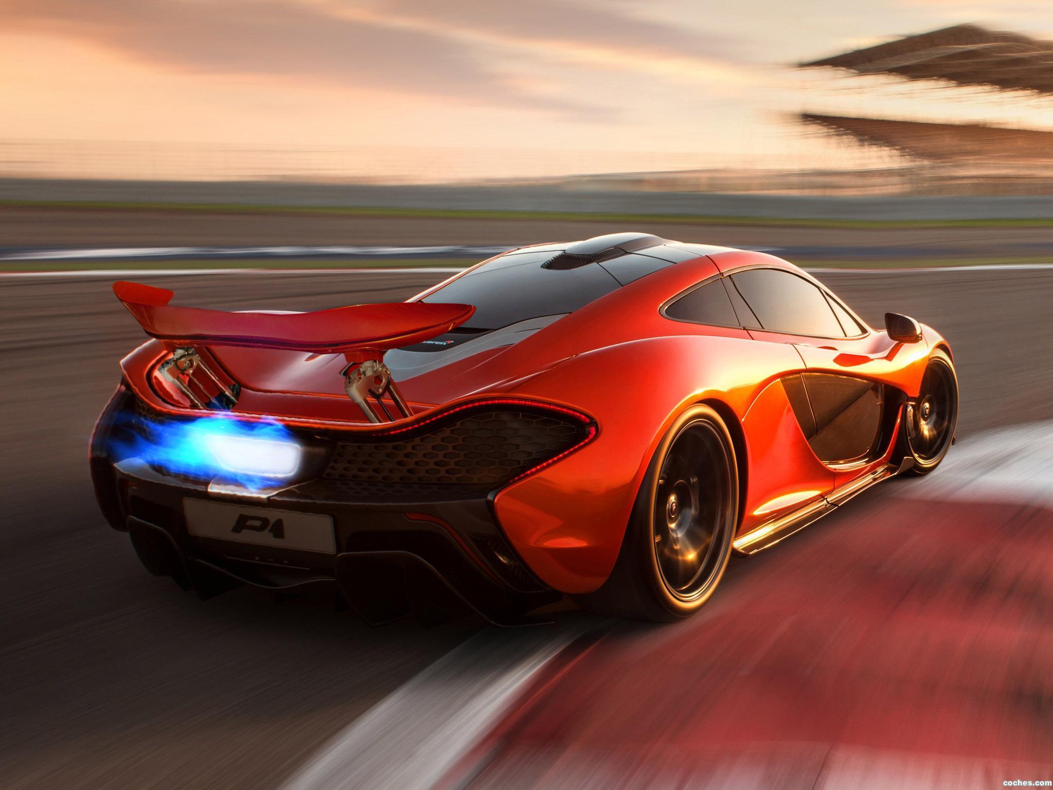 Foto 22 de McLaren P1 2013