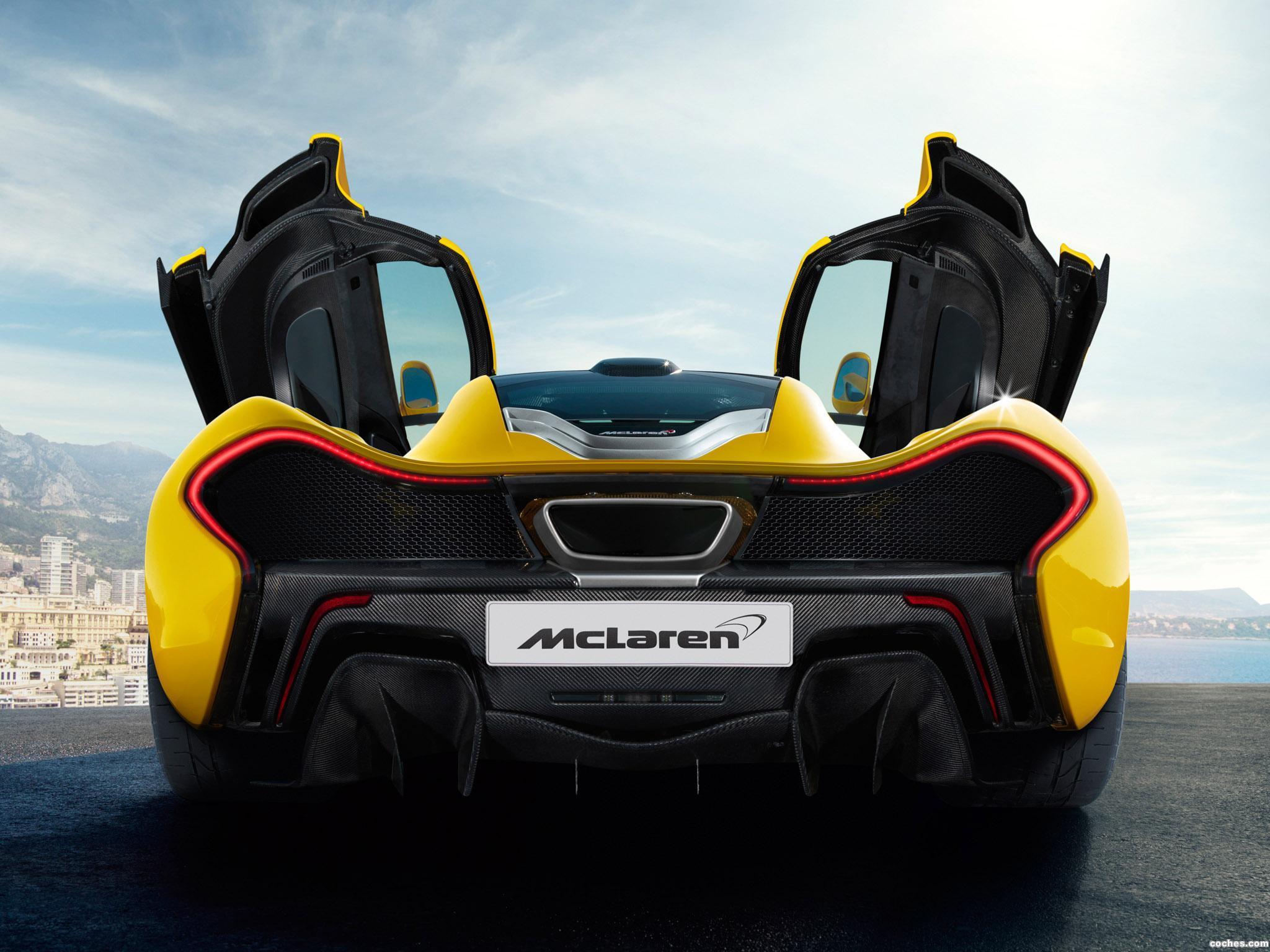 Foto 10 de McLaren P1 2013