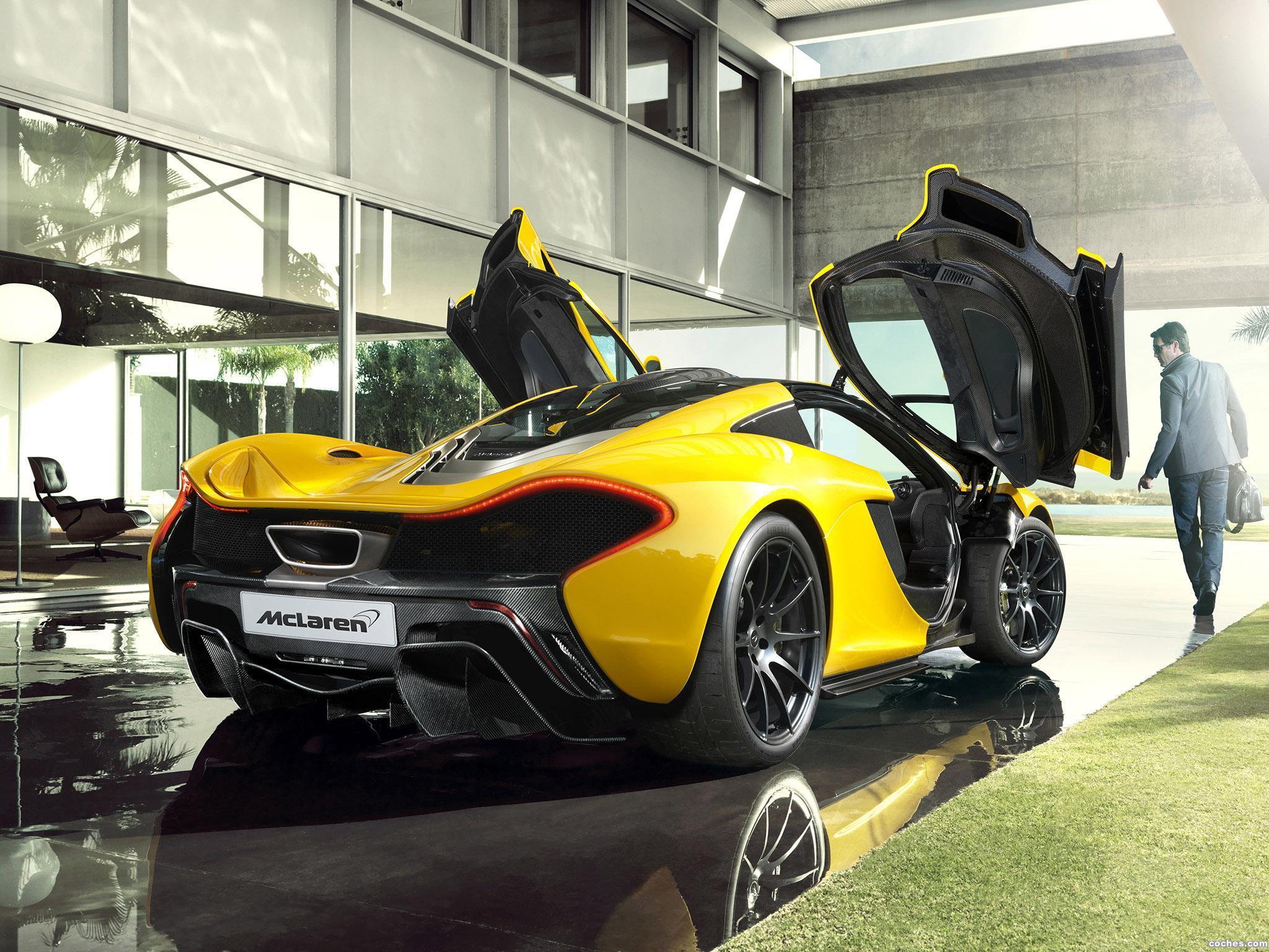 Foto 7 de McLaren P1 2013