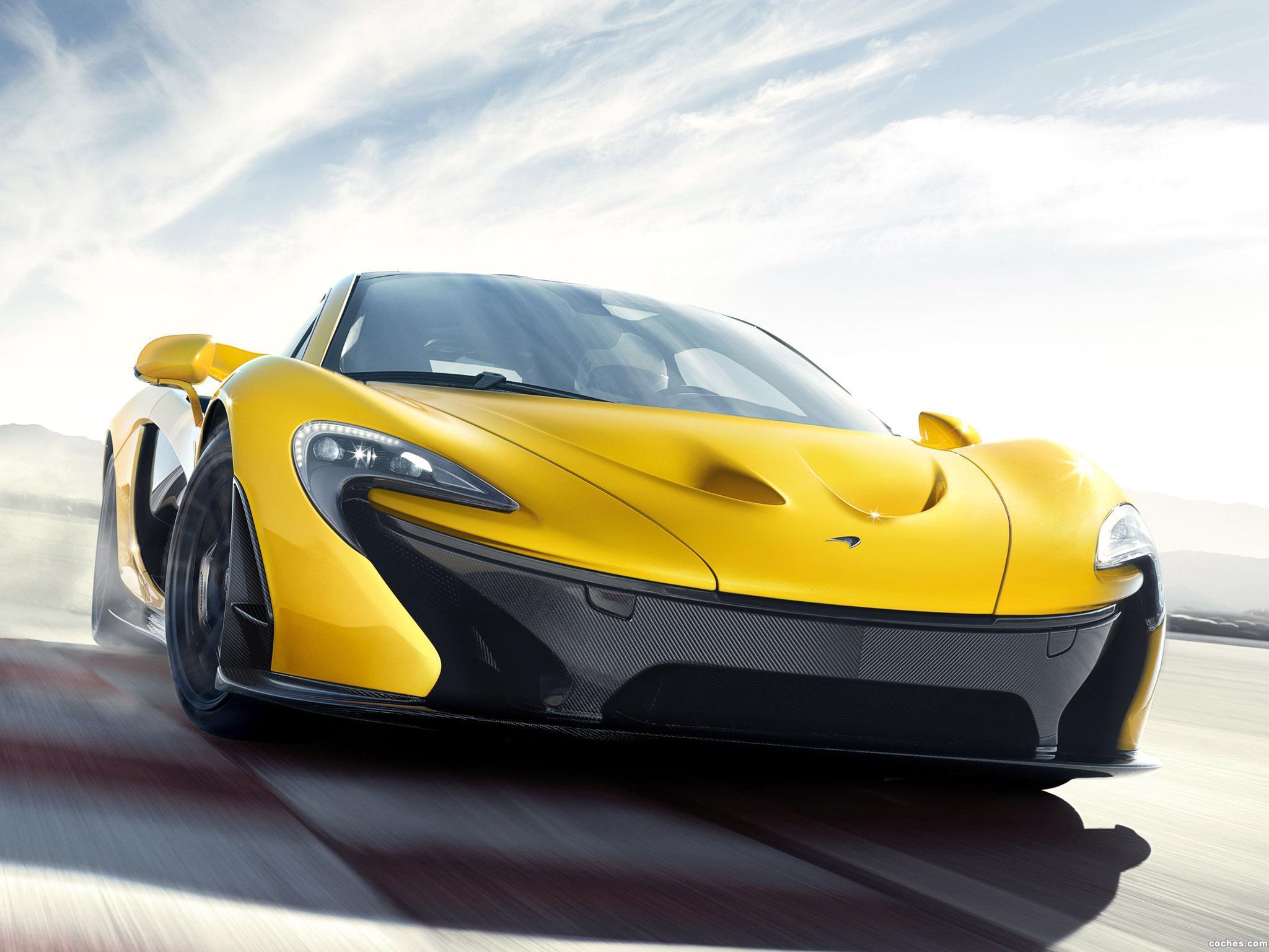 Foto 0 de McLaren P1 2013