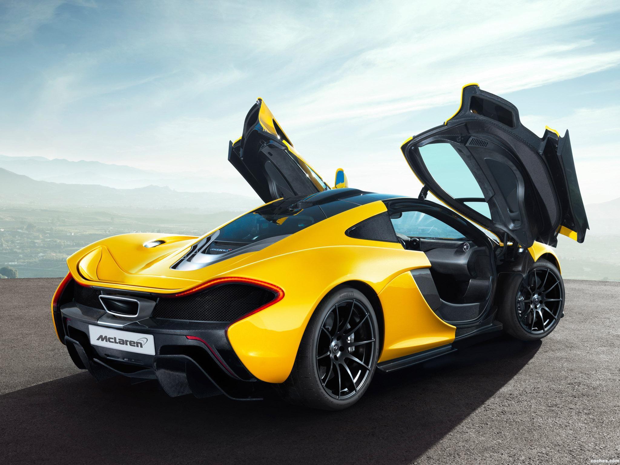 Foto 12 de McLaren P1 2013