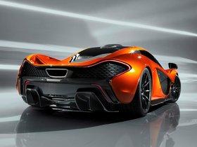 Ver foto 3 de McLaren P1 Concept 2012