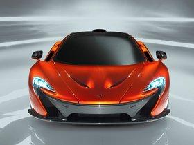 Ver foto 4 de McLaren P1 Concept 2012