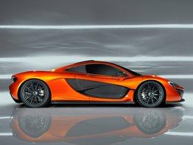 Ver foto 2 de McLaren P1 Concept 2012