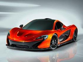 Fotos de McLaren P1 Concept 2012