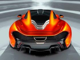 Ver foto 11 de McLaren P1 Concept 2012