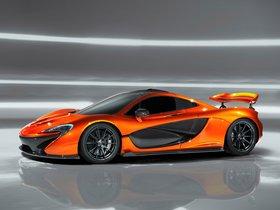 Ver foto 9 de McLaren P1 Concept 2012