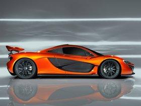 Ver foto 8 de McLaren P1 Concept 2012