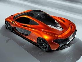 Ver foto 7 de McLaren P1 Concept 2012