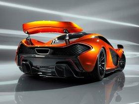 Ver foto 6 de McLaren P1 Concept 2012