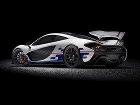 Ver foto 5 de McLaren P1 MSO Inspired by Alain Prost 2015