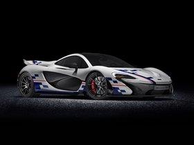 Ver foto 1 de McLaren P1 MSO Inspired by Alain Prost 2015