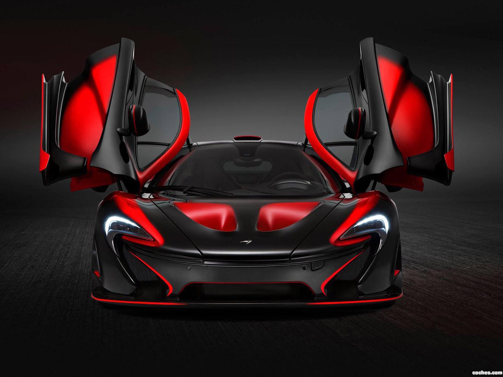 Foto 0 de McLaren P1 MSO Mclaren Special Operations 2015