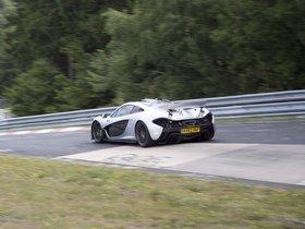 Ver foto 5 de McLaren P1 Nurburgring Test Car 2013