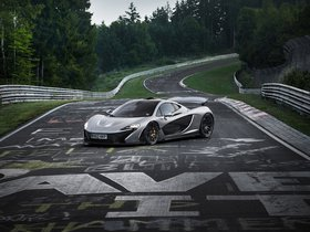 Ver foto 2 de McLaren P1 Nurburgring Test Car 2013