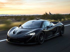 Ver foto 9 de McLaren P1 XP7 Test Car 2013