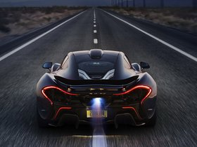 Ver foto 8 de McLaren P1 XP7 Test Car 2013