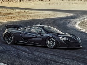 Ver foto 7 de McLaren P1 XP7 Test Car 2013
