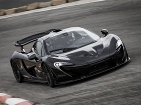 Ver foto 5 de McLaren P1 XP7 Test Car 2013