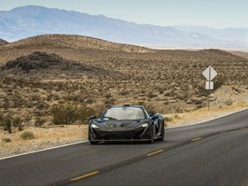 Ver foto 3 de McLaren P1 XP7 Test Car 2013