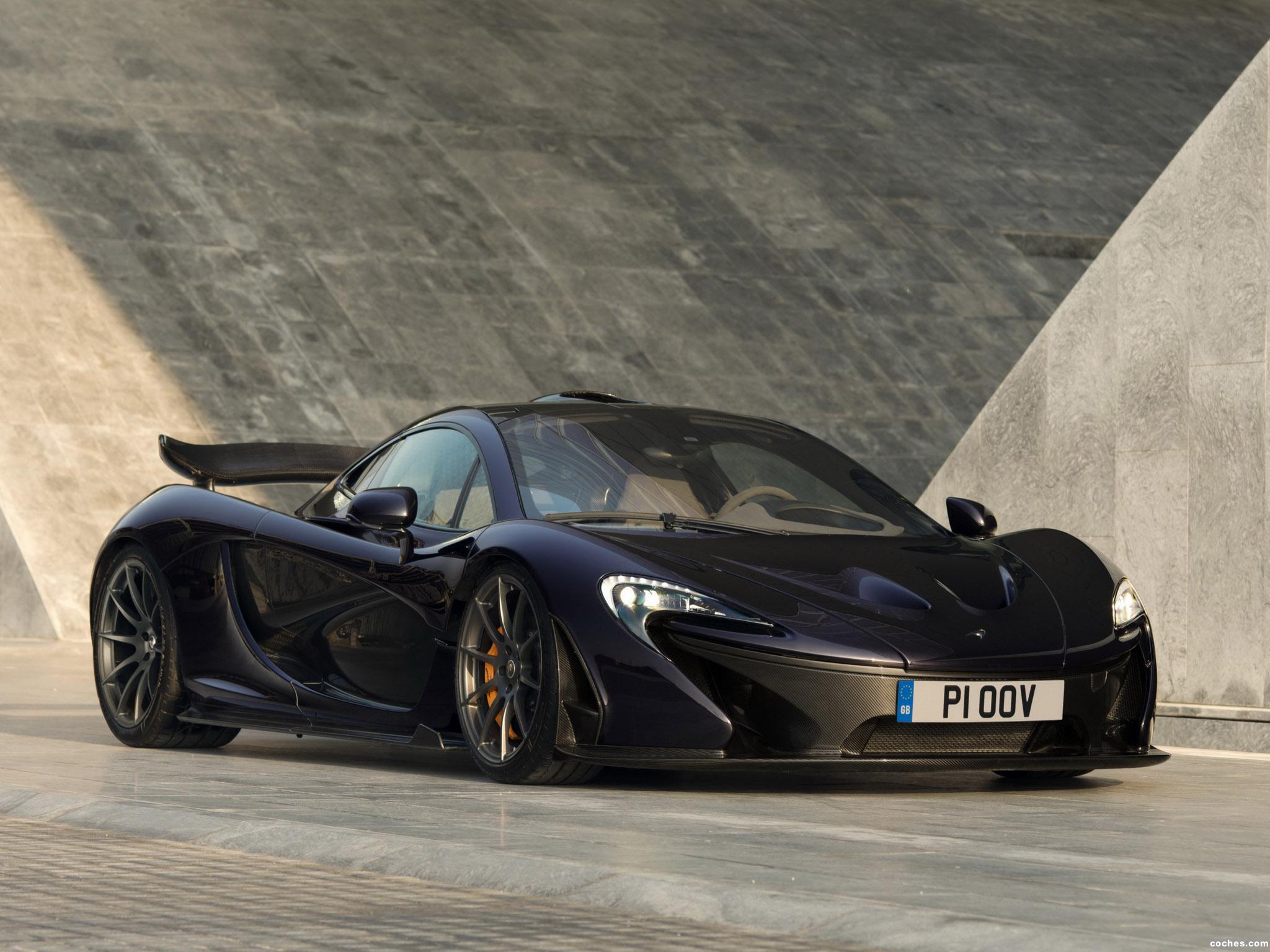 Foto 40 de McLaren P1 2013