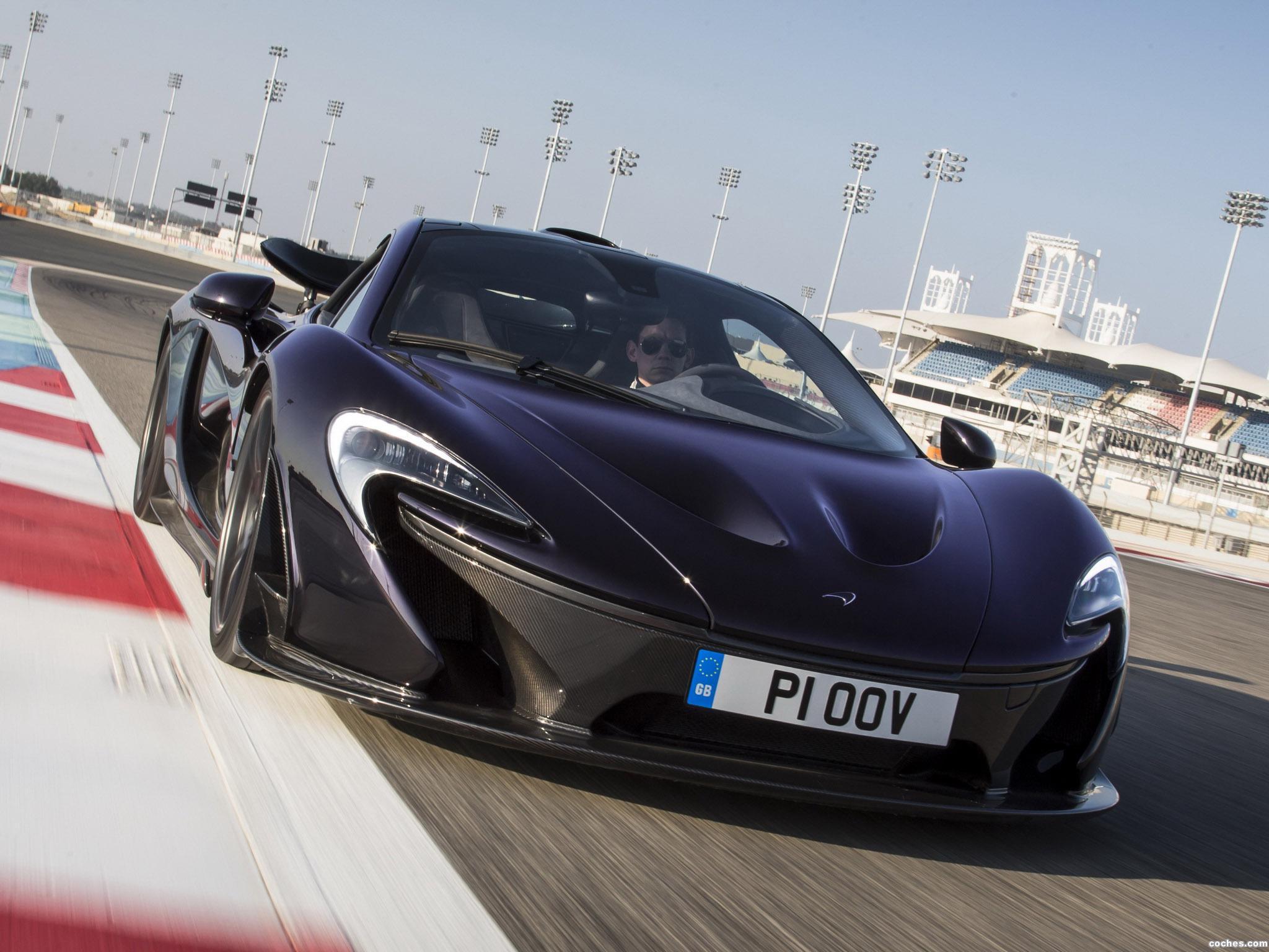 Foto 35 de McLaren P1 2013