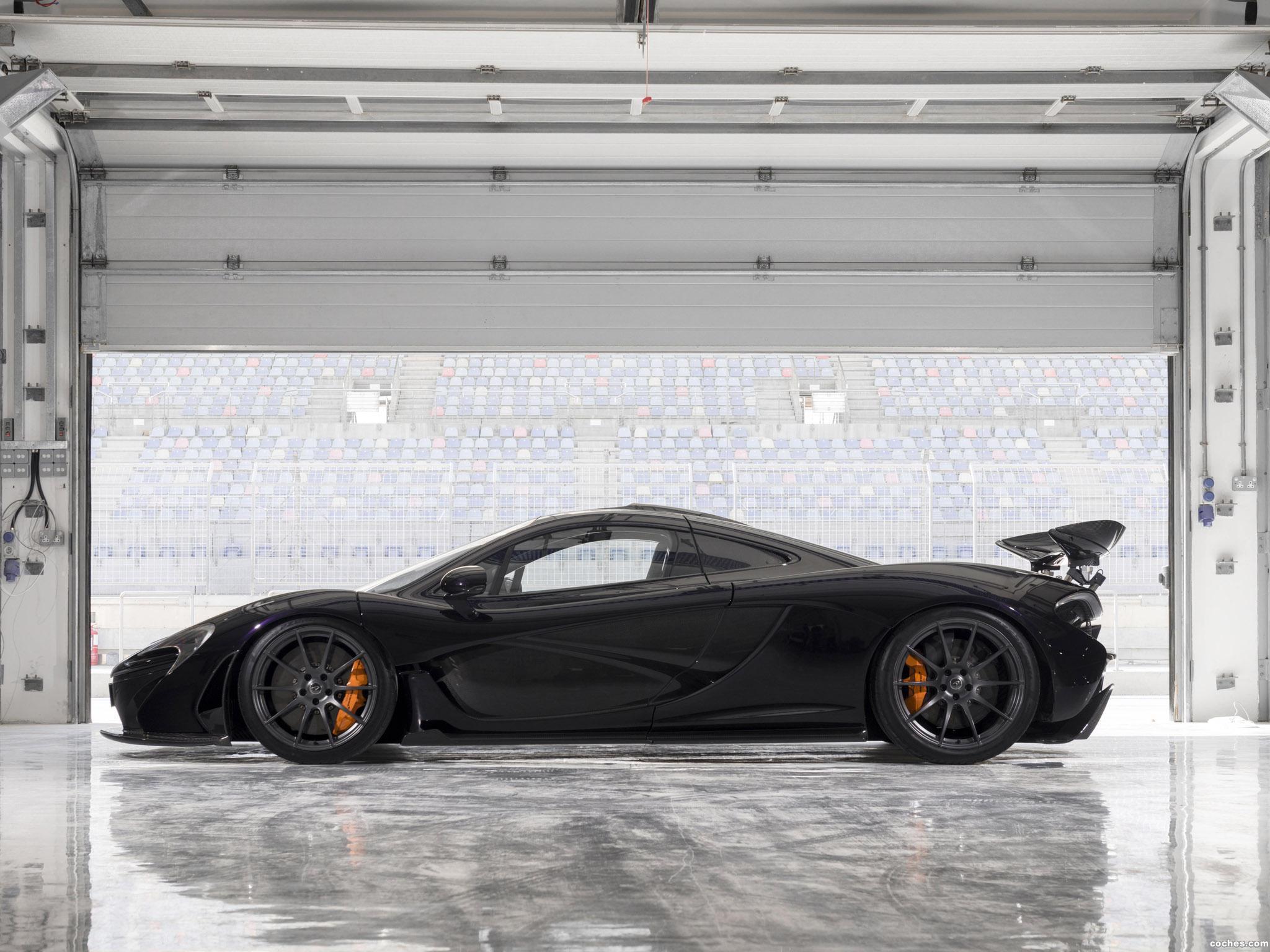 Foto 59 de McLaren P1 2013