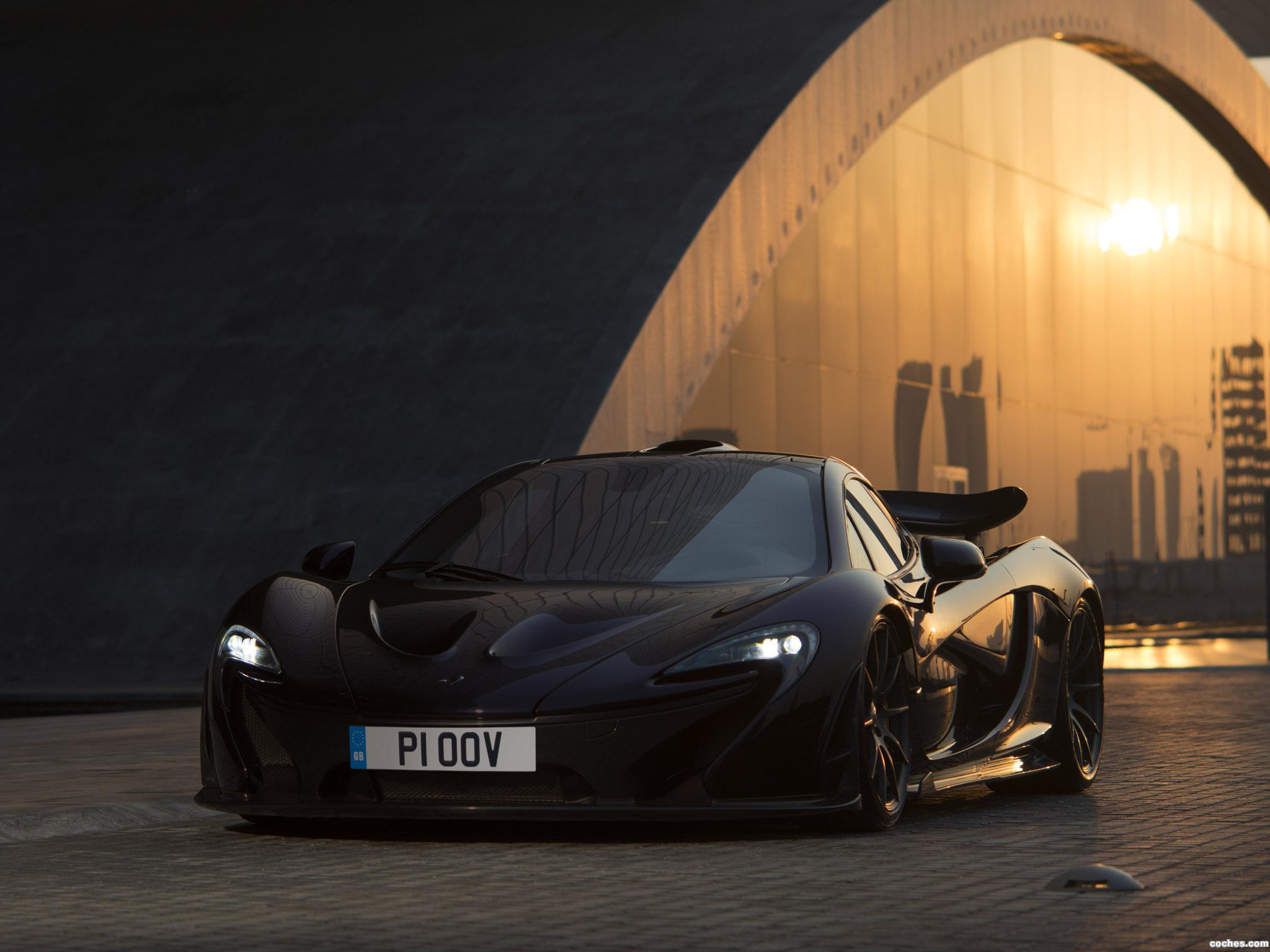 Foto 58 de McLaren P1 2013