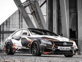 Ver foto 4 de MD Exclusive Mercedes CLS 500 Black Edition Stealth C218 2016