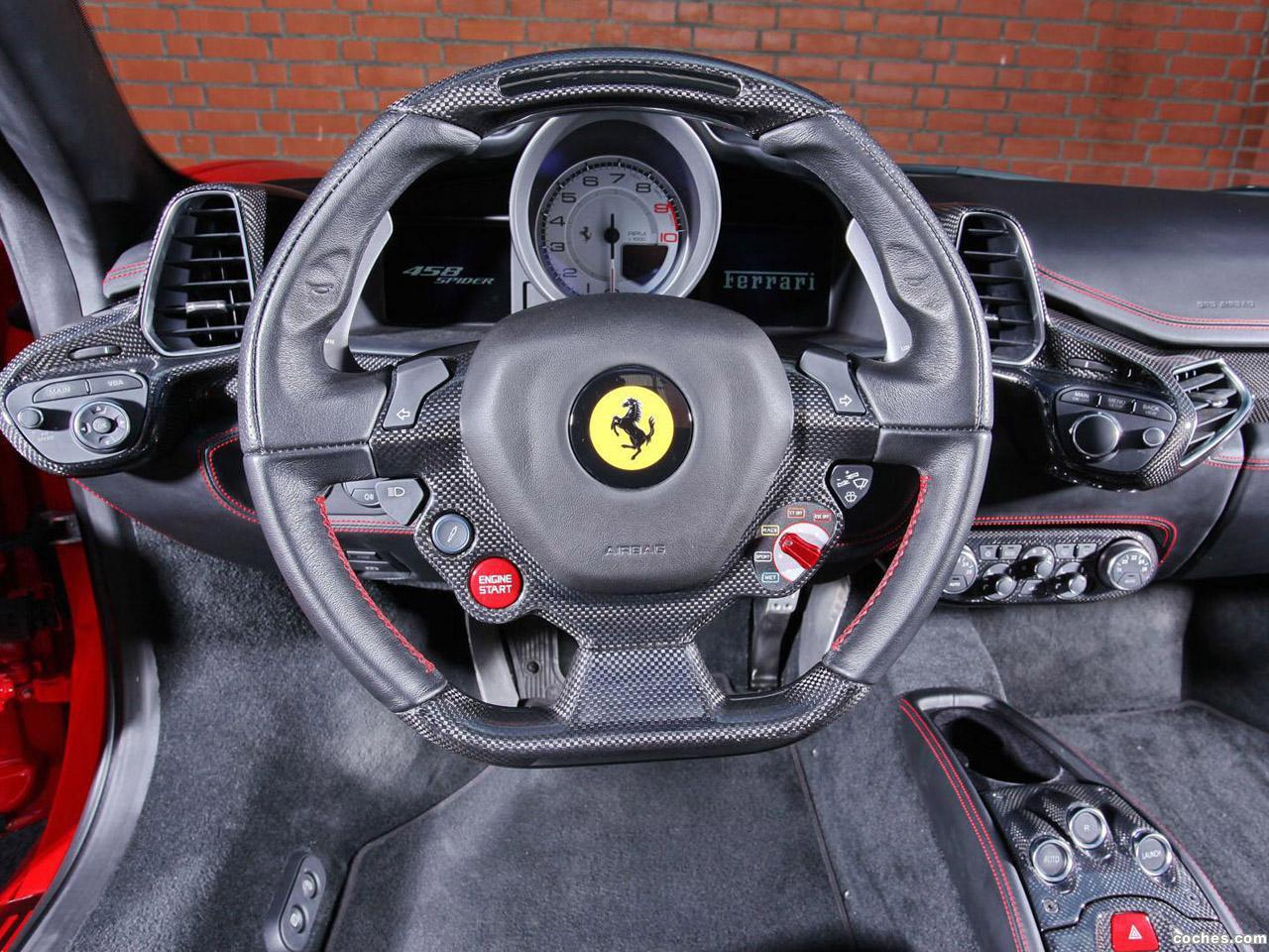 Foto 15 de Mec Design Ferrari 458 Italia 2014