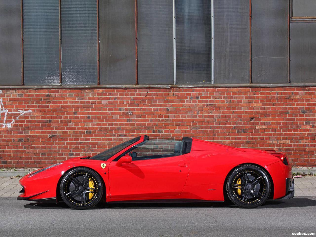 Foto 5 de Mec Design Ferrari 458 Italia 2014