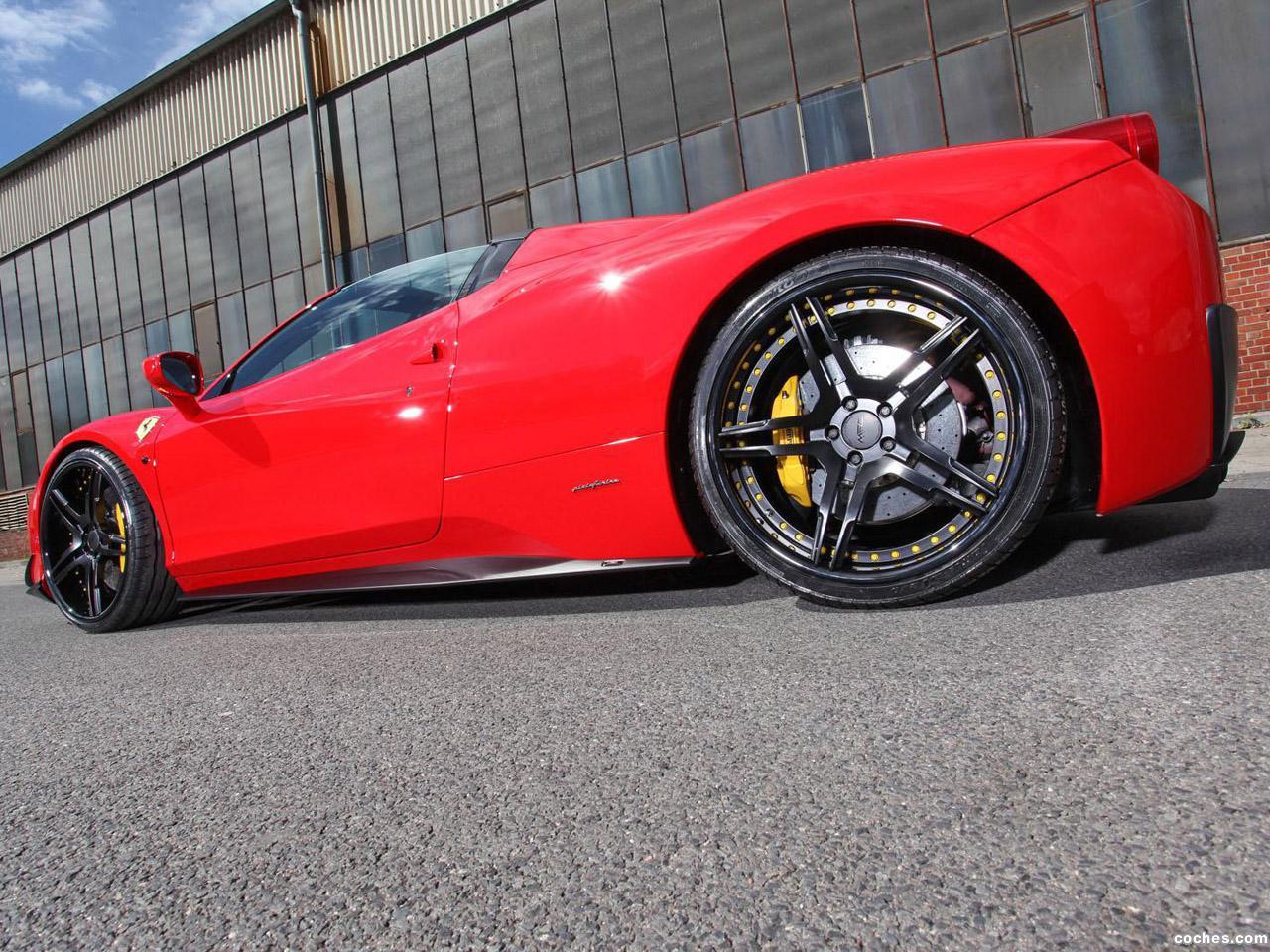 Foto 4 de Mec Design Ferrari 458 Italia 2014