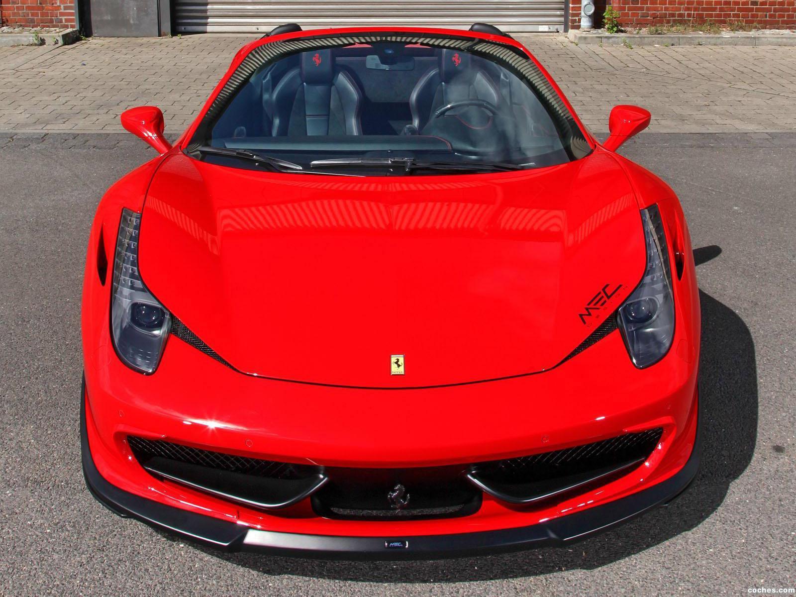 Foto 2 de Mec Design Ferrari 458 Italia 2014