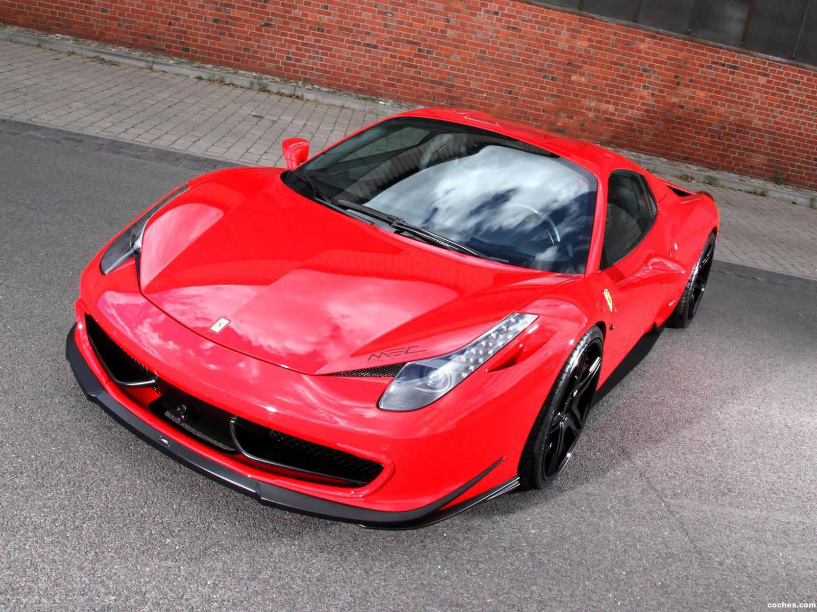 Foto 0 de Mec Design Ferrari 458 Italia 2014