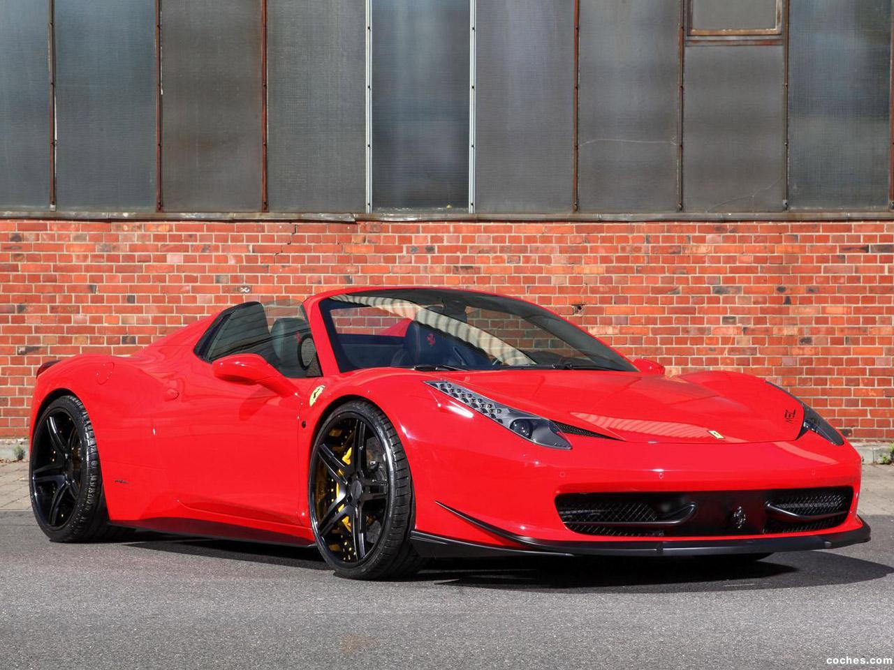 Foto 13 de Mec Design Ferrari 458 Italia 2014