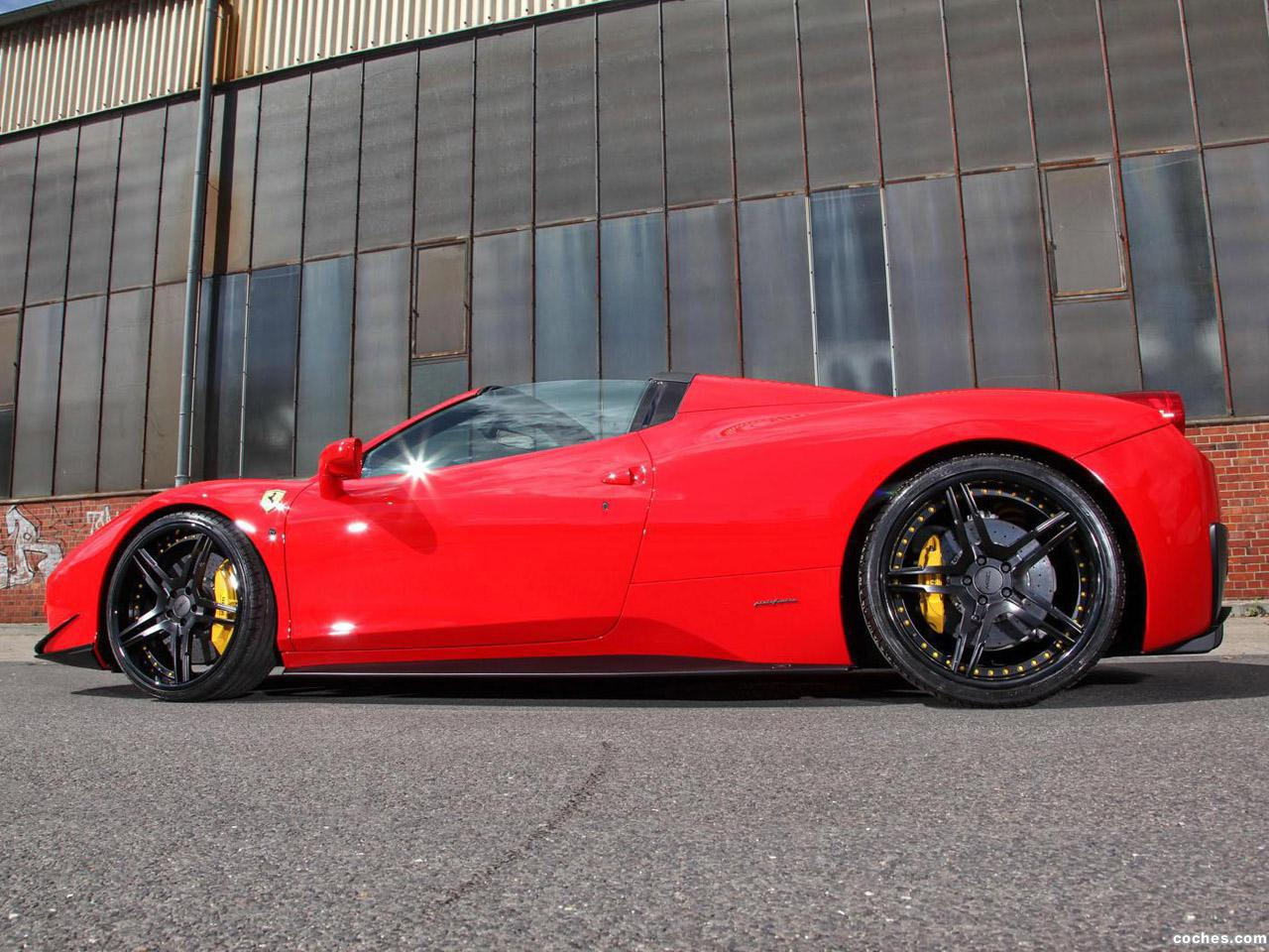 Foto 8 de Mec Design Ferrari 458 Italia 2014