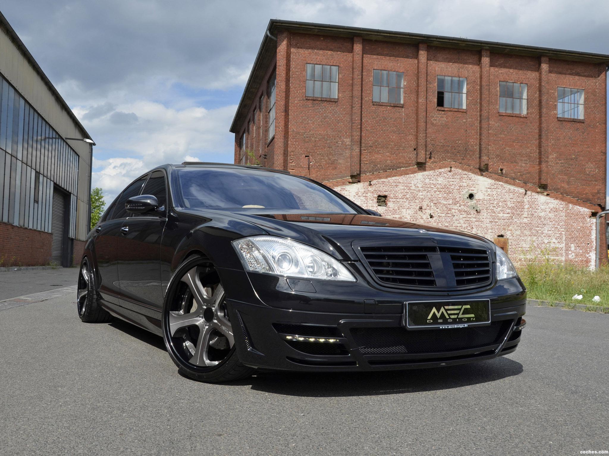 Foto 0 de Mec Design Mercedes Clase S S500 W221 2014