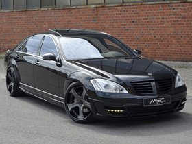 Ver foto 4 de Mec Design Mercedes Clase S S500 W221 2014