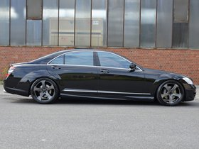Ver foto 3 de Mec Design Mercedes Clase S S500 W221 2014