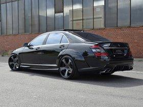 Ver foto 2 de Mec Design Mercedes Clase S S500 W221 2014