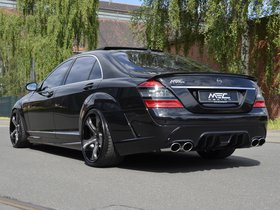 Ver foto 10 de Mec Design Mercedes Clase S S500 W221 2014