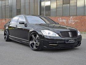 Ver foto 7 de Mec Design Mercedes Clase S S500 W221 2014