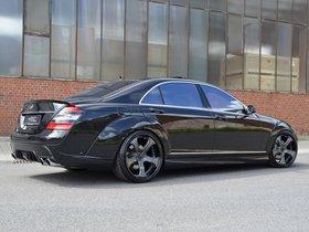 Ver foto 6 de Mec Design Mercedes Clase S S500 W221 2014