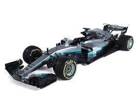 Ver foto 19 de Mercedes F1 W08 V6 Turbo Hybrid   2017