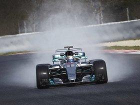 Ver foto 10 de Mercedes F1 W08 V6 Turbo Hybrid   2017