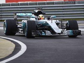 Ver foto 7 de Mercedes F1 W08 V6 Turbo Hybrid   2017