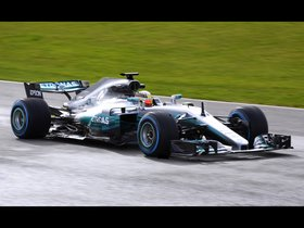 Ver foto 5 de Mercedes F1 W08 V6 Turbo Hybrid   2017